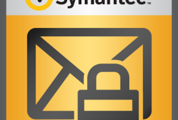 The Symantec Mail Security service is stuck in a starting state