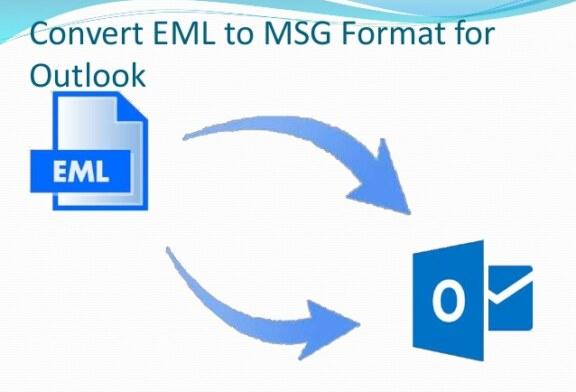 Convertire file .eml in .msg