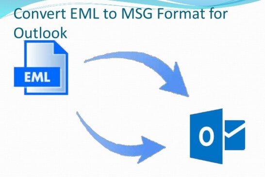 Convertire file .eml in .msg